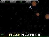 Игра Котси астероид - играть бесплатно онлайн