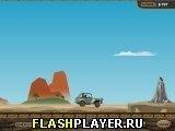 Игра Четырехколесная погоня - играть бесплатно онлайн