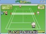 Игра Теннис Тобби - играть бесплатно онлайн