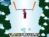 Игра Сноубординг в Швейцарии - играть бесплатно онлайн