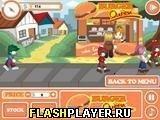 Игра Королева бургеров - играть бесплатно онлайн