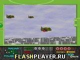 Игра Разрушительный вертолёт - играть бесплатно онлайн