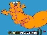 Игра Хомяк и кунг-фу захват - играть бесплатно онлайн