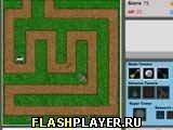 Игра Защити выход! - играть бесплатно онлайн
