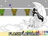 Игра Разукраска - играть бесплатно онлайн