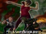 Игра Элитные войска: Атака на джунгли - играть бесплатно онлайн
