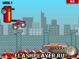 Игра Сумасшедший джип - играть бесплатно онлайн