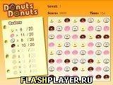 Игра Пончики - играть бесплатно онлайн