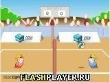 Игра Волейбол - играть бесплатно онлайн
