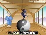 Игра Балансирующий ниндзя - играть бесплатно онлайн