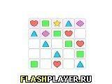 Игра Фигурная головоломка - играть бесплатно онлайн