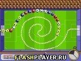 Игра Пушка и мяч - играть бесплатно онлайн