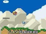 Игра Супер Марио: На бреющем полёте - играть бесплатно онлайн