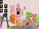 Игра Обустрой комнату! - играть бесплатно онлайн