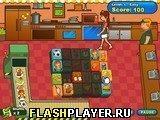 Игра Маджонг бургер - играть бесплатно онлайн