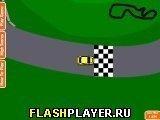 Игра Кольцевая гонка - играть бесплатно онлайн
