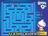 Игра Снежный пакман - играть бесплатно онлайн