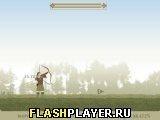 Игра Маленький Джон и стрельба из лука - играть бесплатно онлайн