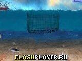 Игра Выживи в океане! - играть бесплатно онлайн