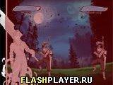 Игра Битва теневых клонов - играть бесплатно онлайн