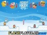 Игра Снежный форт - играть бесплатно онлайн