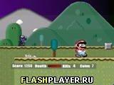 Игра Супер Марио Версия на Хеллоуин - играть бесплатно онлайн