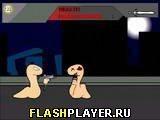 Игра Червяки в канализации 2 - играть бесплатно онлайн