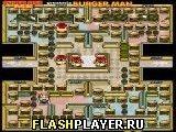 Игра Бургермэн - играть бесплатно онлайн