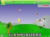 Игра Летающее яйцо - играть бесплатно онлайн