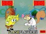 Игра Губка Боб - Карахтай - играть бесплатно онлайн