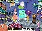 Игра Планктон папарацци - играть бесплатно онлайн