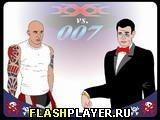 Игра Три Икса против 007 - играть бесплатно онлайн