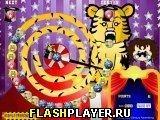 Игра Лабиринт тигра - играть бесплатно онлайн