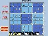 Игра Содоку - играть бесплатно онлайн