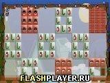 Игра Новогодний пазл - играть бесплатно онлайн