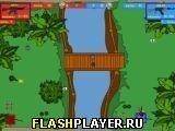 Игра Захват флага - играть бесплатно онлайн