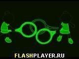 Игра Ночной теннис - играть бесплатно онлайн