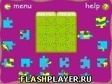 Игра Детская головоломка - играть бесплатно онлайн