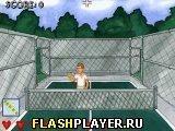 Игра Бивис и Батхед: Хаос на теннисном корте - играть бесплатно онлайн