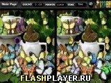 Игра Найди 25 отличий – Соревнование первое - играть бесплатно онлайн