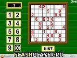 Игра Судоку фупа - играть бесплатно онлайн