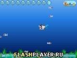 Игра Кот-ныряльщик - играть бесплатно онлайн