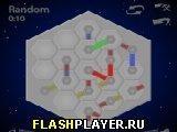 Игра Шестиугольное соединение - играть бесплатно онлайн