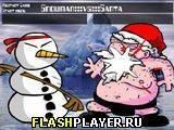 Игра Рождественская комбинация - играть бесплатно онлайн