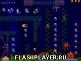 Игра Подводный пакмэн - играть бесплатно онлайн