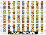 Игра Найди друзей - играть бесплатно онлайн