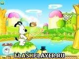 Игра Пёс-баскетболист - играть бесплатно онлайн
