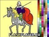 Игра Рыцарь на коне - играть бесплатно онлайн
