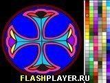 Игра Загадочный орнамент - играть бесплатно онлайн
