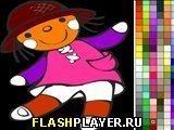 Игра Маленькая красотка - играть бесплатно онлайн